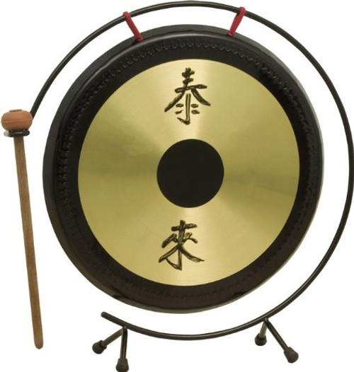 Rhythm Band Oriental Table Gong, 7 inch