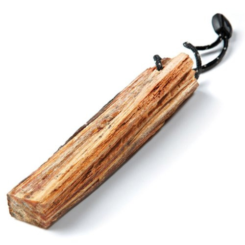 Light My Fire Tinder on a Rope Fatwood Natural Fire Starting Material (Approximately 6 x 1 x 1-Inch)