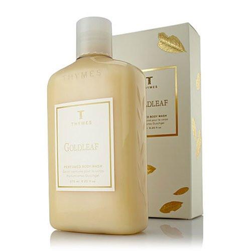 Thymes Goldleaf Perfumed Body Wash (270 ml / 9.25 fl. oz.)