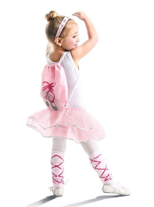 Drawstring Backpack Ballerina