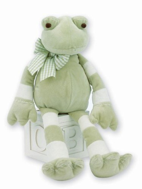 "Jumper Long Legged Frog 16"" by Bearington"