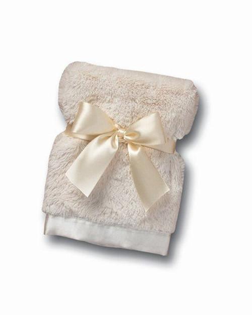 Silky Soft Security Blanket (Cream)