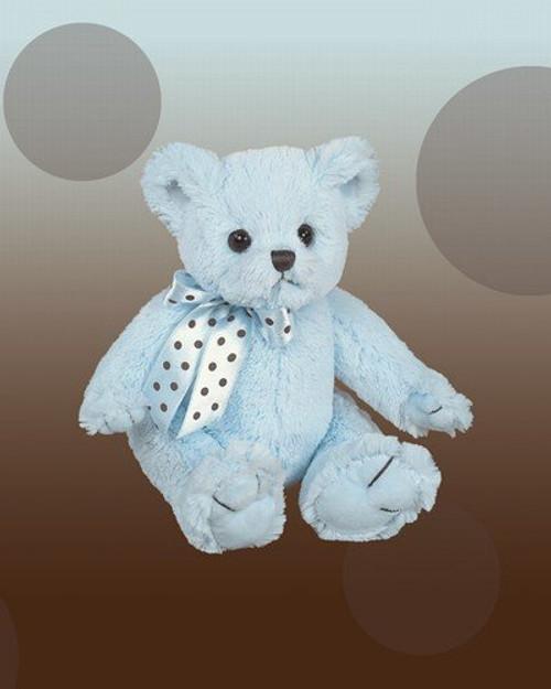Bearington Baby - Polky (Blue)