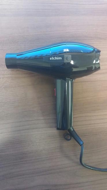 Elchim Classic 2001 HairDryer, Black