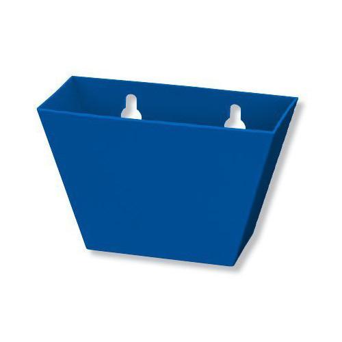 Blue Medium Plastic Cap Catcher
