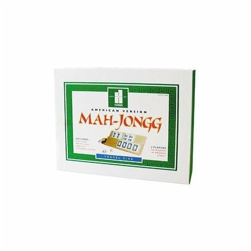 Mah-Jongg American Version Travel Game
