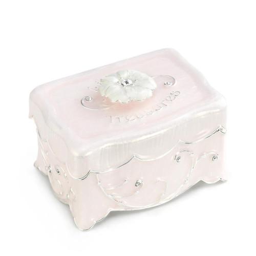 DEMDACO Little Treasures Keepsake Box