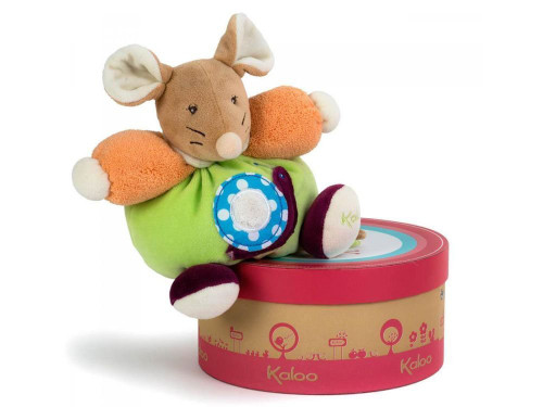 Kaloo Colors Small Mouse with Snail