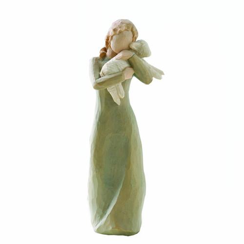 Demdaco Willow Tree Figurine, Peace on Earth