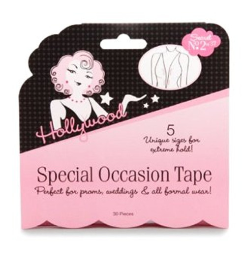Clothing 2-Sided Special Assorted Occasion Fashion Tape - Hollywood Fashion Tape #103