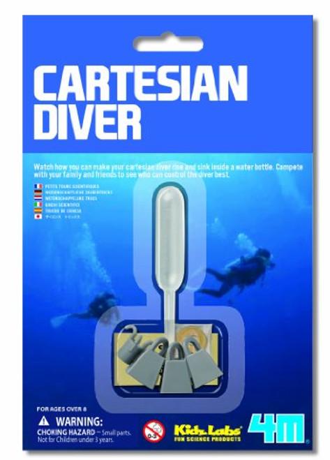4M Cartesian Diver