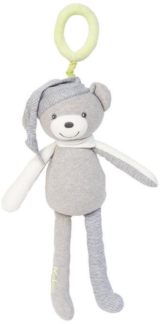 Kaloo Zen Musical Bear Doudou