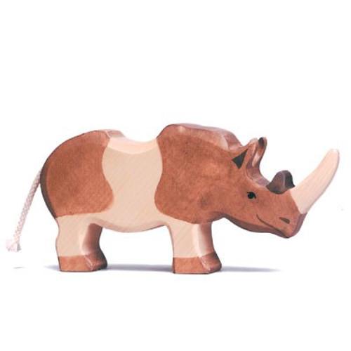Holztiger Rhinoceros - 3160