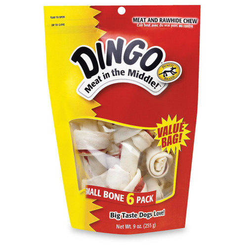 Dingo Small Bones- 6 pack (95005)