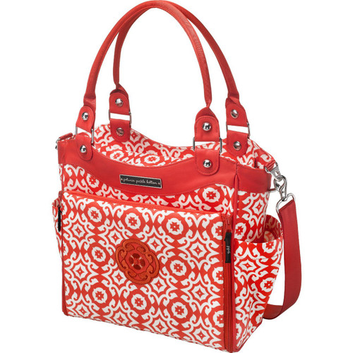 Petunia Pickle Bottoms City Carryall, Relaxing/Rimini