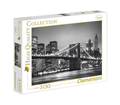 Clementoni New York Puzzle (500-Piece)