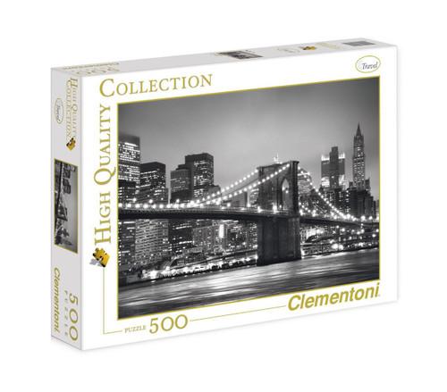 Clementoni New York Puzzle (500-Piece)
