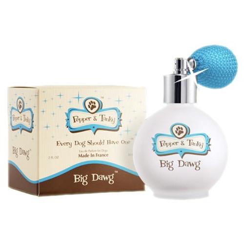Big Dawg by Pepper & Tanky for Dogs, Eau De Parfum Spray - 2 Oz