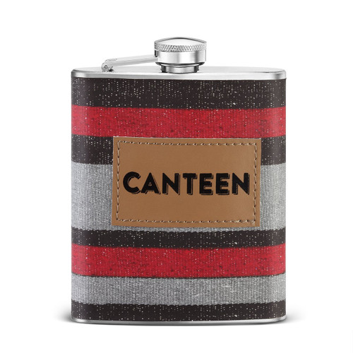 Big Sky Carvers Canteen Blanket Flask, Multicolor