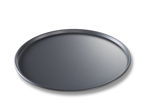 USA Pan Bakeware Aluminized Steel Thin Crust Pizza Pan, 14 Inch