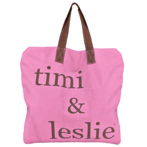 timi & leslie Schlep-it-All Tote, Berry