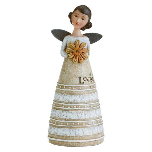 DEMFU November Birthday Wish Angel Figurine