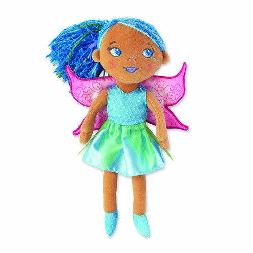 Nat and Jules Plush Toy, Ocean Fairy