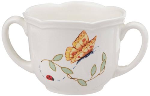 Lenox Butterfly Meadow Breakfast Baby Cup