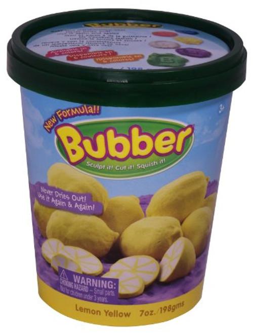 Bubber 7oz Bucket Yellow