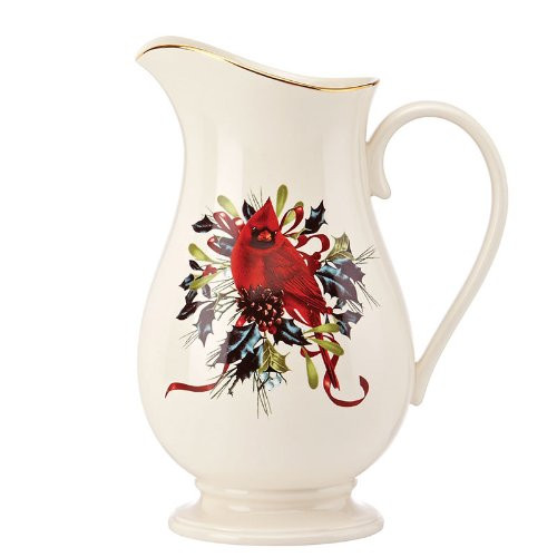 Lenox 830306 Winter Greet Dinnerware Pitcher