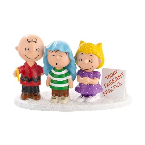 Department 56 Peanuts Village 3-Part Harmony Village Accessory, 1.77-Inch