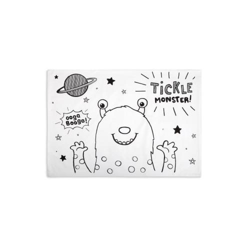 Pillowcase for Children (Tickle Monster)