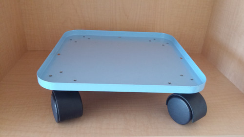 Austin Air 200 Series Wheel Dolly-Baby Blue