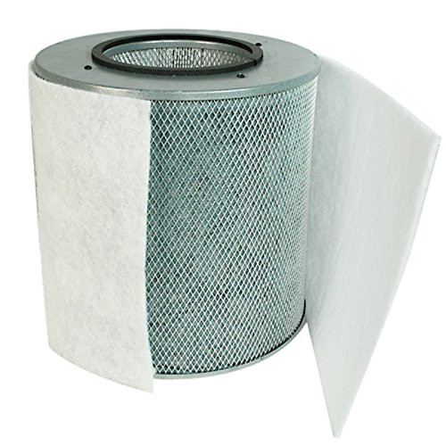 Austin Air Bedroom Machine 5-Stage Replacement Filter-White