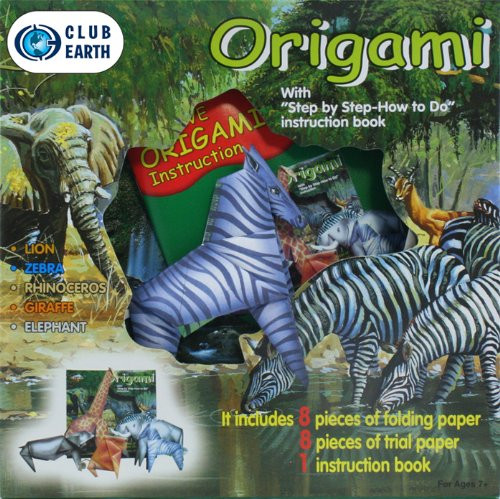 PlayVisions Safari Origami