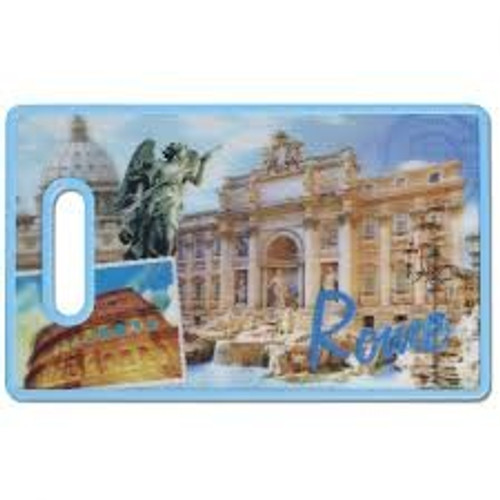 3D Cutting Board Rome