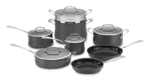 Cuisinart Contour Hard Anodized Cookware