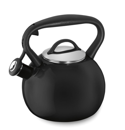 Cuisinart 2 Queart Valor Porcelain Enamel on Steel Tea Kettle