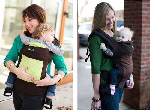 Boba Organic Classic Baby Carrier 3G