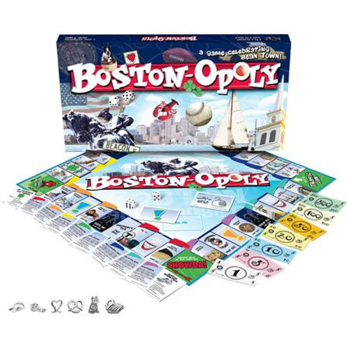 Late For The Sky Opoly Board Game