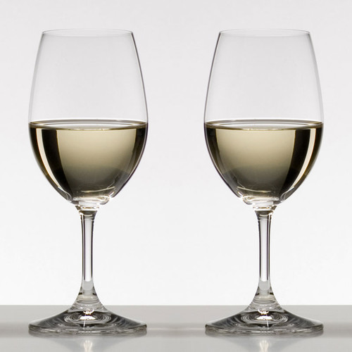 Riedel ouverture white wine glass our pampered home - Riedel swirl white wine glasses ...