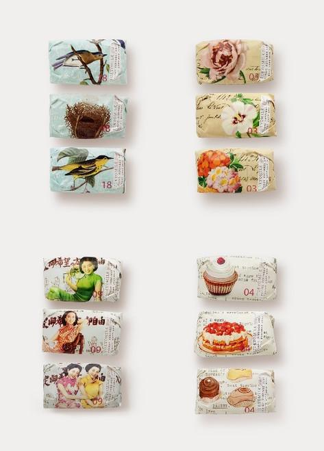 Tokyo Milk 1.25 Oz Collection Mini Soap