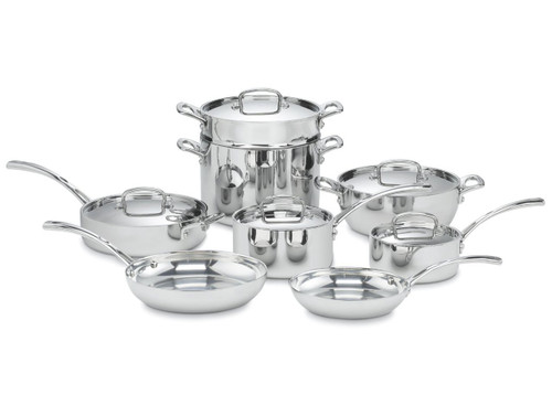 Cuisinart French Classic Tri-Ply Stainless Cookware