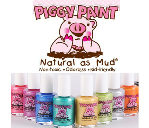 Piggy Paint Nail Polish, Non-Toxic