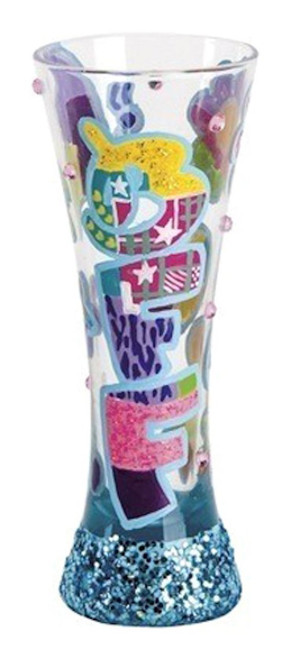 Lolita from Enesco BFF Sexy Shooter Glass, Multicolor