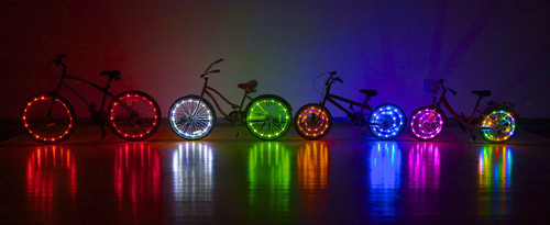 Cosmic Brightz Bicycle Lights