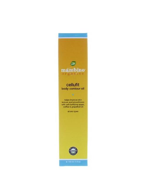 Mambino Organics Cellufit body contour oil 5oz