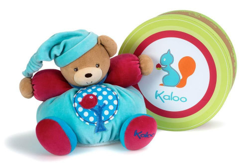 Kaloo Colors Medium Bear with Apple Tree Applique