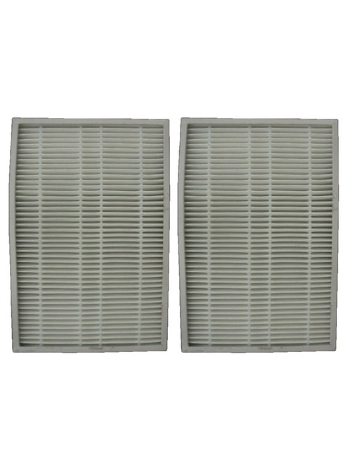 (2) Kenmore Sears EF 1 Pleated Vacuum HEPA Filter w/activated Charcoal, 86899 Progressive Vacuum Cleanser, C368KCNP1, 40