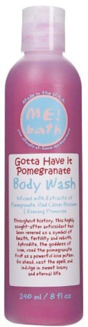 Me Bath Body Wash 8 fl oz.